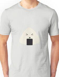 Origini cute rice face Unisex T-Shirt