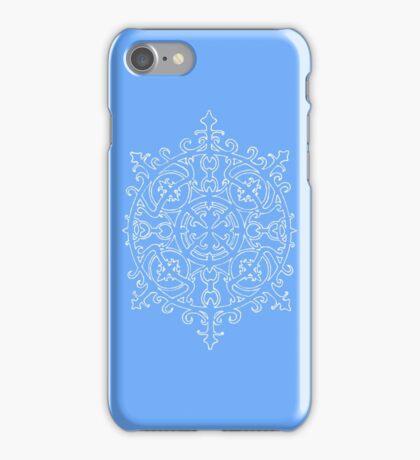 Classic blue iPhone Case/Skin