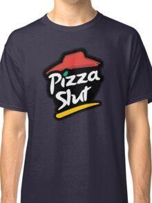 Pizza slut logo Classic T-Shirt