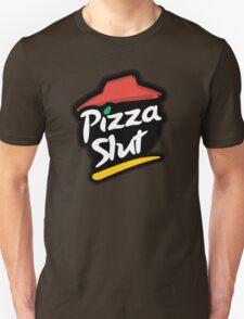 Pizza slut logo Unisex T-Shirt
