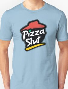 Pizza slut logo Unisex T-Shirt