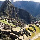Machu Picchu - Peru - August 2014 by Mike Honour