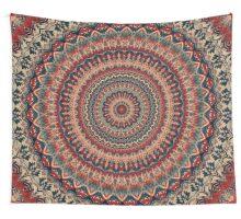 Mandala 145 Wall Tapestry