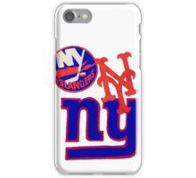 new york teams iPhone Case/Skin