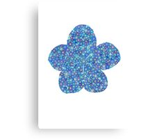 Forget Me Nots Canvas Print