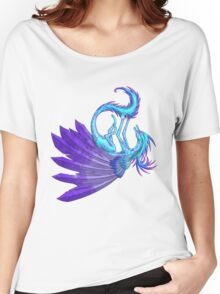 Playful Dragon Women's Relaxed Fit T-Shirt