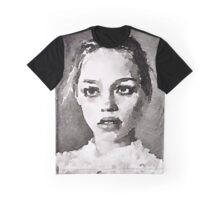 The Sad Look Of The Night Graphic T-Shirt