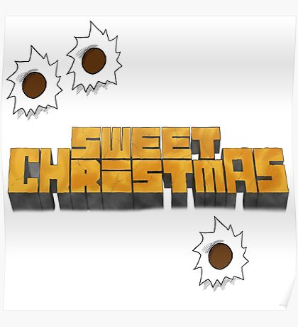 Sweet Christmas! Poster