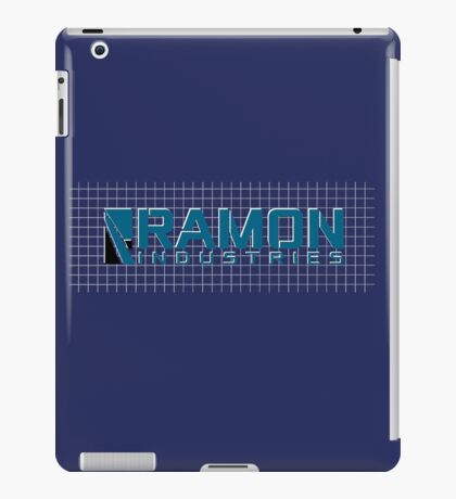 RAMON INDUSTRIES iPad Case/Skin