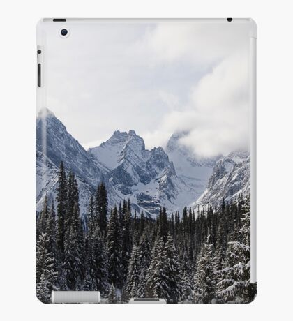 Burstall Pass iPad Case/Skin