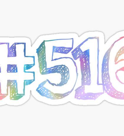 #516 Sticker
