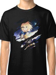 Saber Anime Manga Shirt Classic T-Shirt