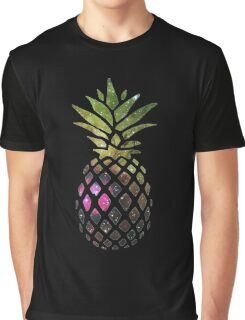 Pineapple 2 Graphic T-Shirt