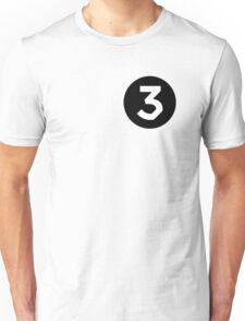 Chance The Rapper - Chance 3 Coloring Book Black Unisex T-Shirt