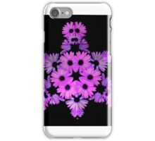 Coreopsis Abstract iPhone Case/Skin