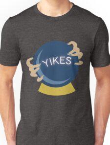 Crystal Ball - Yikes Unisex T-Shirt