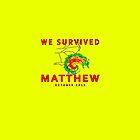 We Survived Hurricane Matthew by MikePrittie