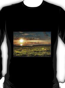 Sundown In Ireland T-Shirt