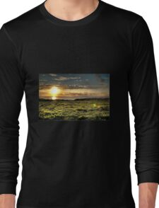 Sundown In Ireland Long Sleeve T-Shirt