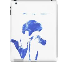 Silhouette Series: The Photographer iPad Case/Skin