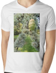 tree in the forest Mens V-Neck T-Shirt