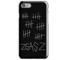 Zsasz iPhone Case/Skin
