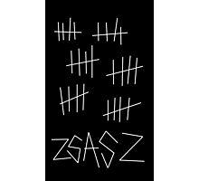 Zsasz Photographic Print