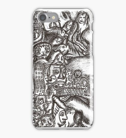 Dream theatre iPhone Case/Skin