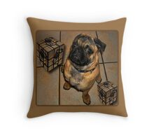 *•.¸♥♥¸.•*DON'T U BE CALLING ME SQUARE - THROW PILLOW & TOTE BAG*•.¸♥♥¸.•* Throw Pillow