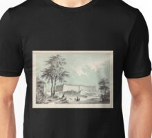 546 The Croton Water Reservoir Unisex T-Shirt