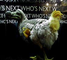 The dodo v2 by AderynValentine