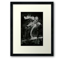 0116 - Brush and Ink - Dryad Framed Print