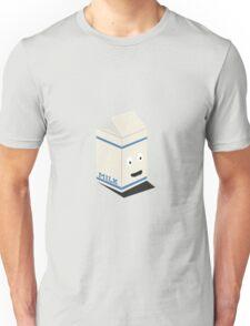 Cute kawaii milk carton Unisex T-Shirt