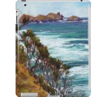 Middle Beach track, Lord Howe Island iPad Case/Skin