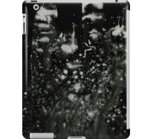 0119 - Brush and Ink - City of the Missed iPad Case/Skin