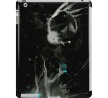 0118 - Brush and Ink - Wing Separation iPad Case/Skin