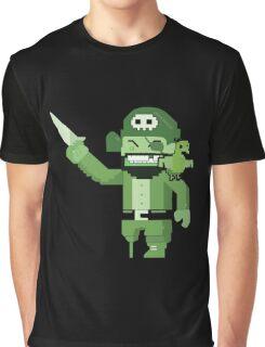 Pirate Virus - Archer Graphic T-Shirt