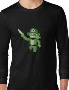 Pirate Virus - Archer Long Sleeve T-Shirt