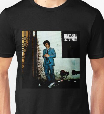 billy joel 52nd street covers jamput Unisex T-Shirt