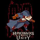 Hunchback's Creed Unity by DarkChoocoolat
