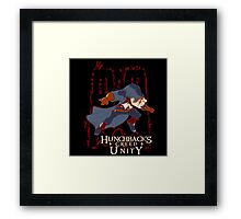 Hunchback's Creed Unity Framed Print