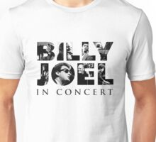 in concert billy joel posters jamput Unisex T-Shirt