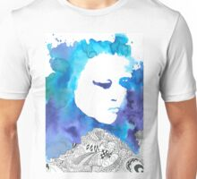Dreaming Blue  Unisex T-Shirt
