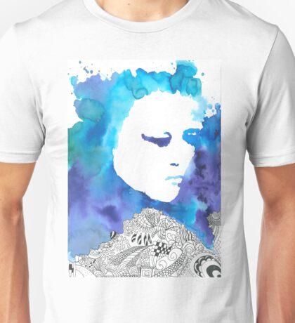 Dreaming Blue  Unisex T-Shirt