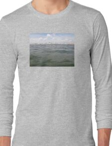 Natural Ocean View Long Sleeve T-Shirt