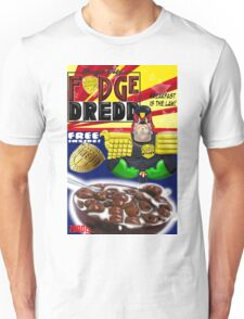 fudge dredd Unisex T-Shirt