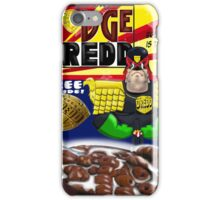 fudge dredd iPhone Case/Skin