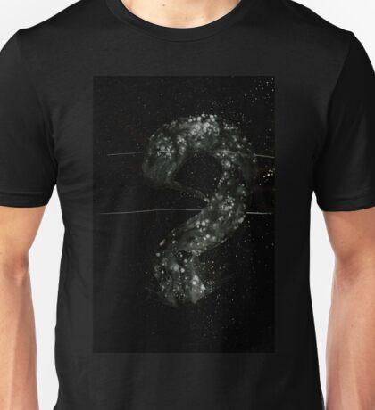 0117 - Brush and Ink - Whisperer Unisex T-Shirt