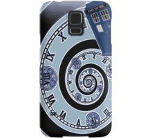 The Twelfth Doctor - time spiral Samsung Galaxy Case/Skin