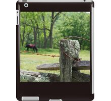Horse Country iPad Case/Skin